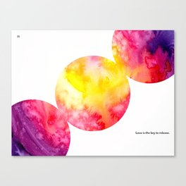 Page 21 Canvas Print