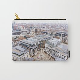 City View over London from St. Paul's Cathedral 2 Carry-All Pouch
