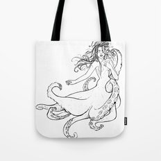 Seawitch Tote Bag