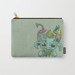 Everyone has parasites Carry-All Pouch