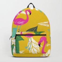 Flamingo Fantasy Backpack