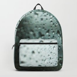 Rain on the Harbour Backpack