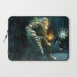Bioshock Rapture Gaming Art Laptop Sleeve