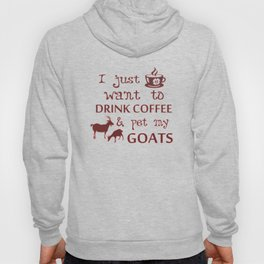 Coffee & Goats Hoody