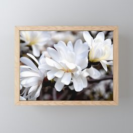 Magnolia 5 Framed Mini Art Print
