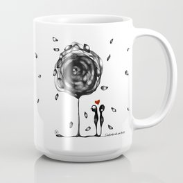 """L'amore accade"" Coffee Mug"