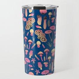 Psychedelic fungi - BBG Travel Mug