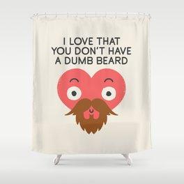 Groomed For Love Shower Curtain