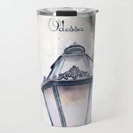 Odessa. Lantern Travel Mug