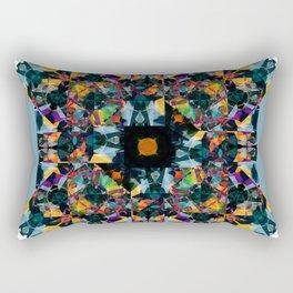 Kandy kaos Rectangular Pillow