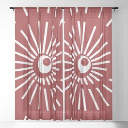 Sunshine / Sunbeam 11 Sheer Curtain