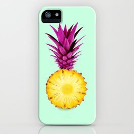 PINK PIÑA iPhone Case