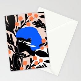 I remember orange trees Stationery Cards