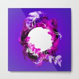 In Circle - III Metal Print