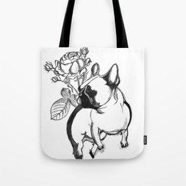 Rosie dog Tote Bag