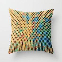 Pop 2 Throw Pillow