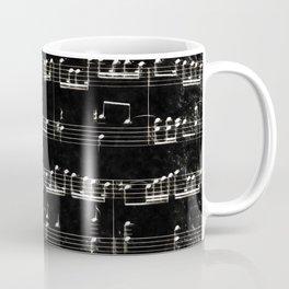 Nota Bene (black) Coffee Mug