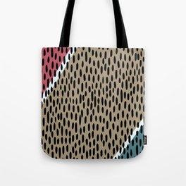 Raining pattern Tote Bag