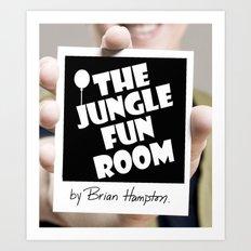 The Jungle Fun Room: Initiation Artwork Art Print