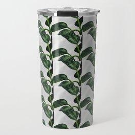 Birkin Pattern Travel Mug