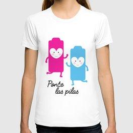 Ponte las Pilas T-shirt