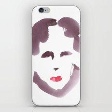 Miss Jones iPhone & iPod Skin
