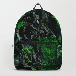 Rocks and Ferns Backpack