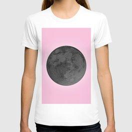 BLACK MOON + PINK SKY T-shirt