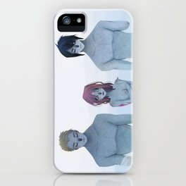Scars iPhone Case