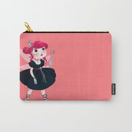 Little vampire fairy Carry-All Pouch