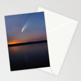 Comet NEOWISE Stationery Cards