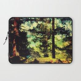 Magic Place, Stoney Hill, Vancouver Island Laptop Sleeve