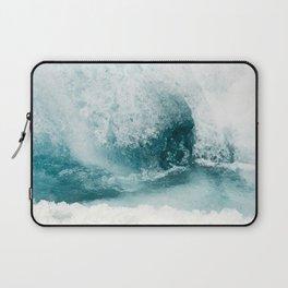 Water Swirl Laptop Sleeve