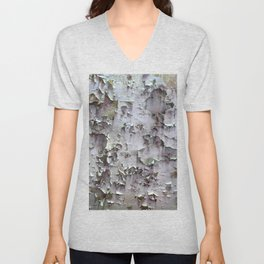 Ancient ceilings textures 132a Unisex V-Neck