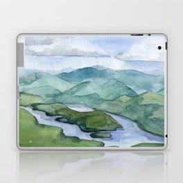 Lake Placid Laptop & iPad Skin