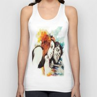 eternal sunshine Tank Tops featuring Eternal Sunshine by Alycia Plank