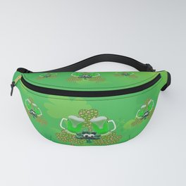 St. Patricks Day Green Beer Fanny Pack