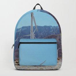 Palm Springs Windmills XI Backpack