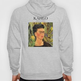 Kahlo - Self-Portrait with Bonito Hoody
