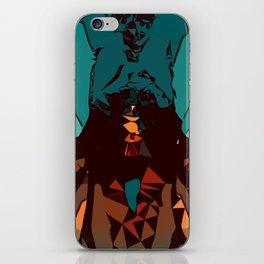 Mountain Dawn iPhone Skin