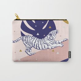 Tiger and the Sun II. Carry-All Pouch