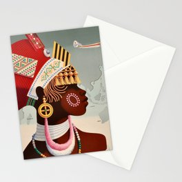 Africa Stationery Cards