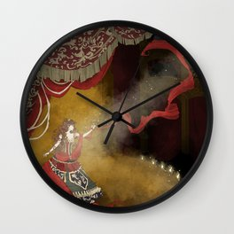 Think of me Wall Clock