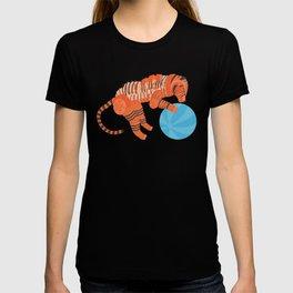 Robot Tiger T-shirt