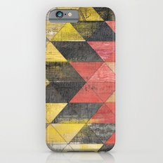 Reclaimed Triangle Pattern Slim Case iPhone 6s
