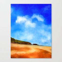 Summerscape Canvas Print