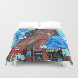 As You Are Duvet Cover