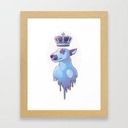 BULL-TERRIER Framed Art Print