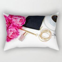 Hues of Design - 1032 Rectangular Pillow
