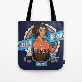 Chell's Bakery Tote Bag